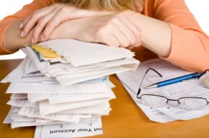 Lansdale CPA CFP can help you properly organize your records